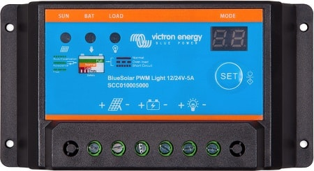 Victron BlueSolar 10A PWM Light