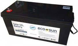 Eco-GEL VRLA 12V 220Ah C100