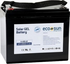 Eco-GEL VRLA 12V 100Ah C100